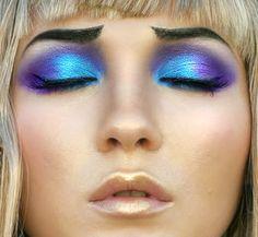 Blue fairy makeup 70 halloween makeup ideas Blaue Fee Make-up 70 Halloween Make-up-Ideen Bad Makeup, Makeup Tips, Makeup Looks, Makeup Ideas, Worst Makeup, Makeup Designs, All Things Beauty, Beauty Make Up, Beauty Tips