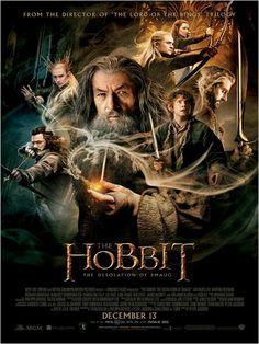 Le Hobbit : la désolation de Smaug ***** - décembre 2013