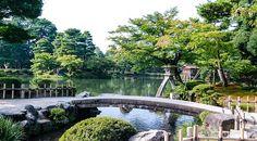 Kanazawa Travel: Kenrokuen Garden