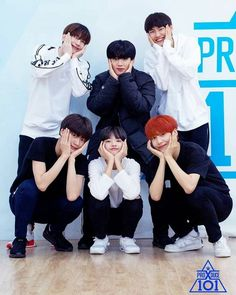 Produce x 101 update ! ♡ ---- My fav group on first battle, its nct u - boss ❤❤❤ ---- Groomsmen Wedding Photos, Yohan Kim, Gun Gale Online, Le Net, Produce 101, Btob, Mingyu, Father And Son, Jinyoung