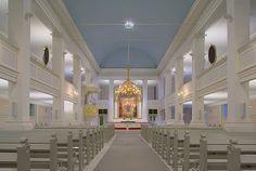 Finland - Helsinki old church