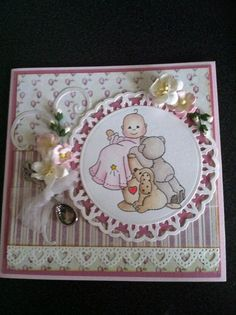Bildmålarna Baby Scrapbook, Baby Cards, Stamps, Scrapbooking, Frame, Kids, Inspiration, Decor, Seals