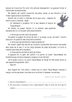 Lectures comprensives 4t Primaria català Valencia, Crafts For Kids, Cl, Cover, Draw, Spanish, Texts, Frases, Comprehension Exercises