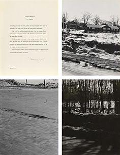 Collection Online | Douglas Huebler. Location Piece #9, New England, March 1969. March 1969 - Guggenheim Museum