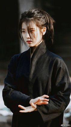 Korean Actresses, Korean Actors, Korean Beauty, Asian Beauty, Japanese Beauty, Korean Girl, Asian Girl, Korean Short Hair, Bushido
