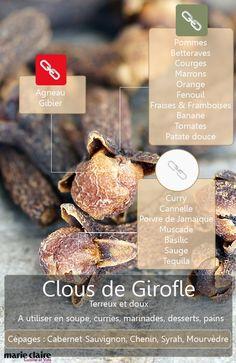 Petits mais fameux en cuisine : tout ce que vous devez savoir sur les Clous de Girofle