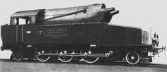 Swiss High Pressure Locomotives.