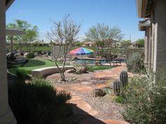 desert landscape ideas with pool | Projects - JS Landscapes LLC