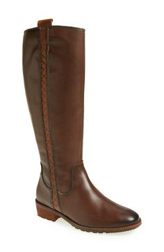 e1e60ffac4a PIKOLINOS  Garda  Tall Braid Boot (Women) available at  Nordstrom Soft  Leather