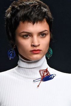 9 Super-New Bag, Shoe, & Accessories Trends #refinery29  http://www.refinery29.com/new-fall-2015-jewelry-trends#slide-23  MSGM