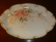 Vintage Plater On the bottom it is marked M by catherinefarrens, $13.99