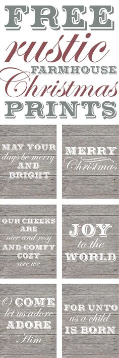 Free Rustic Farmhouse Christmas Printables.jpg
