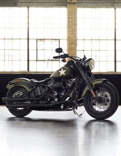 The ultimate holiday sled. | Harley-Davidson Softail Slim S