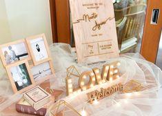 結婚式ウェルカムスペースをチュールで飾る方法まとめ
