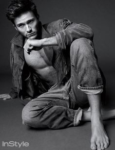 We're smitten with Scott Eastwood, and you will be too