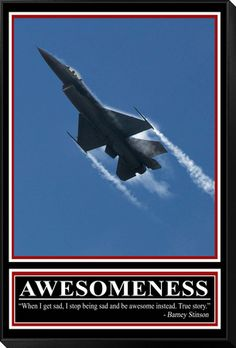 """""""Awesomeness"""" Barney Stinson Quote Poster bei AllPosters.de"""