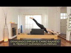Cómo hacer el ejercicio corrector de espinal - YouTube