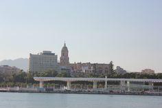 Málaga desde el Puerto