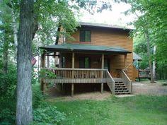 VRBO.com #361108 - Wonderful, Quiet Wooded Retreat on a Great Lake Near Nisswa.
