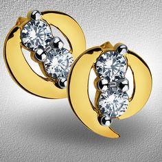 #gold earings