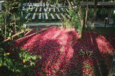 Decoração natural do lugar! :D  Fotografia: Diogo Perez Decoração: Casório DF Mobiliário: Dirce Decorações Local: Green Park (Brasília)  #wedding #casamento #weddingdecoration #creativewedding