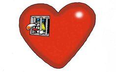 Impossible Love 6 – İmkansız Aşk 6 - Her hakkı saklıdır © Ufuk Uyanık 2010 f2r.net sitesinde bulunan karikatürler Ufuk Uyanık'a ait olup, sanatçının izni alınmaksızın kopyalanamaz, çoğaltılamaz, değiştirilemez, herhangi bir ortamda yayınlanamaz… Porsche Logo, Love, Amor, El Amor