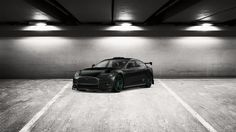 Checkout my tuning #Tesla #ModelS 2013 at 3DTuning #3dtuning #tuning