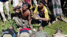Rohingya relief truck crashes 9 killed