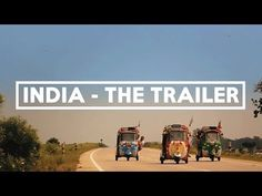 The Rickshaw Run - Trailer by JacksGap
