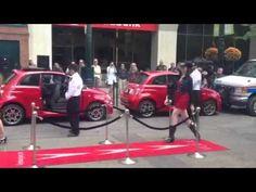 Fashion Flashmob - Stephen Avenue - Calgary, Alberta VIDEO