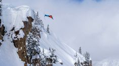 Watch Owen Leeper's edit from Jackson Hole skiing crazy straightlines, huge airs and deep powder with a 90 foot superman front flip at the end! See what happ. Jackson Hole Skiing, Diving Board, National Forest, Powder, Snow, Outdoor, Instagram, Outdoors, Face Powder