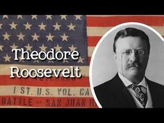 Biography of Theodore Roosevelt for Kids: Meet the American President for Kids - FreeSchool -
