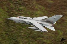 Tornado in the Mach Loop Wales - David Ellins Photography