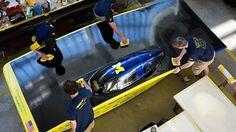 University of Michigan Redesigns Solar Car for Australian Race
