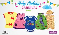 Baby Clothing Carnival