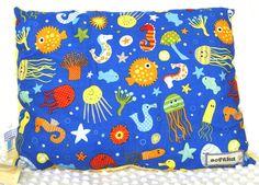 Poduszka ocean w Softka Handmade na DaWanda.com