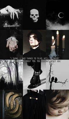 """""""character aesthetics. Silas (The Graveyard Book by Neil Gaiman) The man Jack was tall. This man [Silas] was taller. The man Jack wore dark clothes. This man's clothes were darker...."""