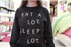 I think I need this shirt. <<< scratch that. I know I need this shirt.