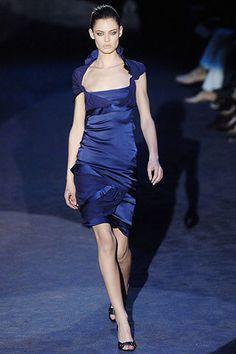 Gucci Fall 2005 Ready-to-Wear Fashion Show - Natasha Poly