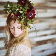 Rustic Winter Wedding Shoot by Miesh Photography