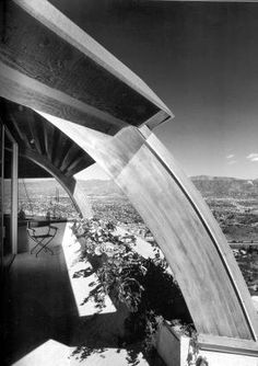 Chemosphere House. John Lautner. 1960. Los Angeles.