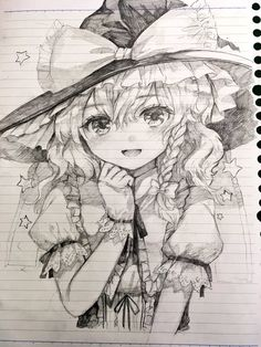 Touhou * touhou project trong 2019 anime art, manga art và m Anime Drawings Sketches, Anime Sketch, Manga Drawing, Cute Drawings, Basic Drawing, Pencil Drawings, Anime Art Girl, Manga Girl, Manga Anime