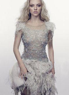 Amanda Seyfried • David Slijper • W Kore, Şubat 2012 GORGEOUS!