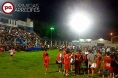 Se suspendió la Fiesta de Fútbol Infantil