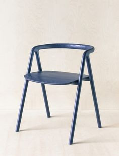 Choice Laakso Chair Saku Sysio Aivan Design Ash Blue