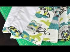 How To Make Lined Back Tab Curtains: Step 5 - Sew top & tabs Diy Romper, Invisible Stitch, Tab Curtains, Lining Fabric, Drapery, Hand Sewing, Sewing Projects, How To Make, Blog