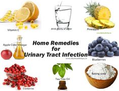 Home Remedies That Are Quite Effective On Urinary Tract Infection