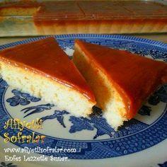 Trileçe Tatlısı Tarifi - Afiyetli Sofralar - Yemek Tarifleri