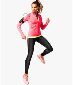 Ficha las nuevas tendencias de ropa deportiva