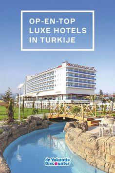 Wil jij je de komende vakantie in Turkije helemaal in de watten laten leggen? We zetten de meest luxe én populaire hotels in de bekende Turkse badplaatsen op een rij. Aan jou de moeilijk taak om te kiezen!